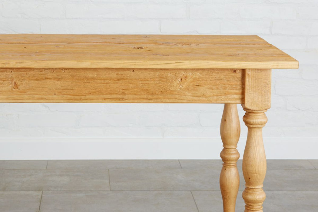 Belgian Monastery Console Natural