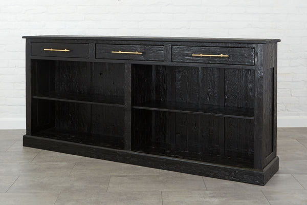 Parisian Black Console, Small