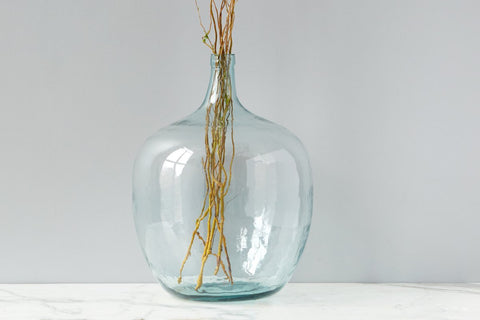 Recycled Demijohn Clear, 50L