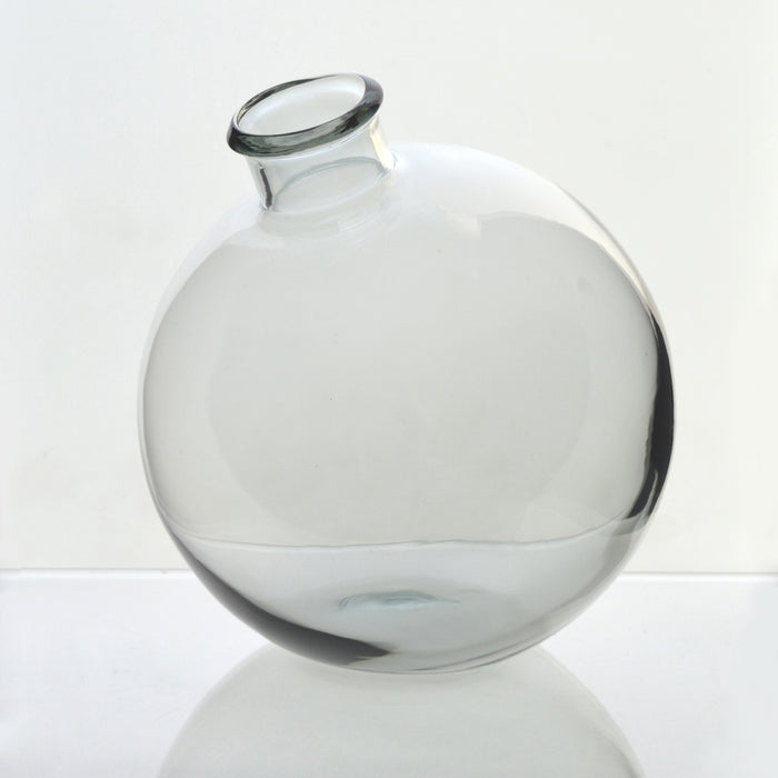 Smoke Sphere Vase, 5""