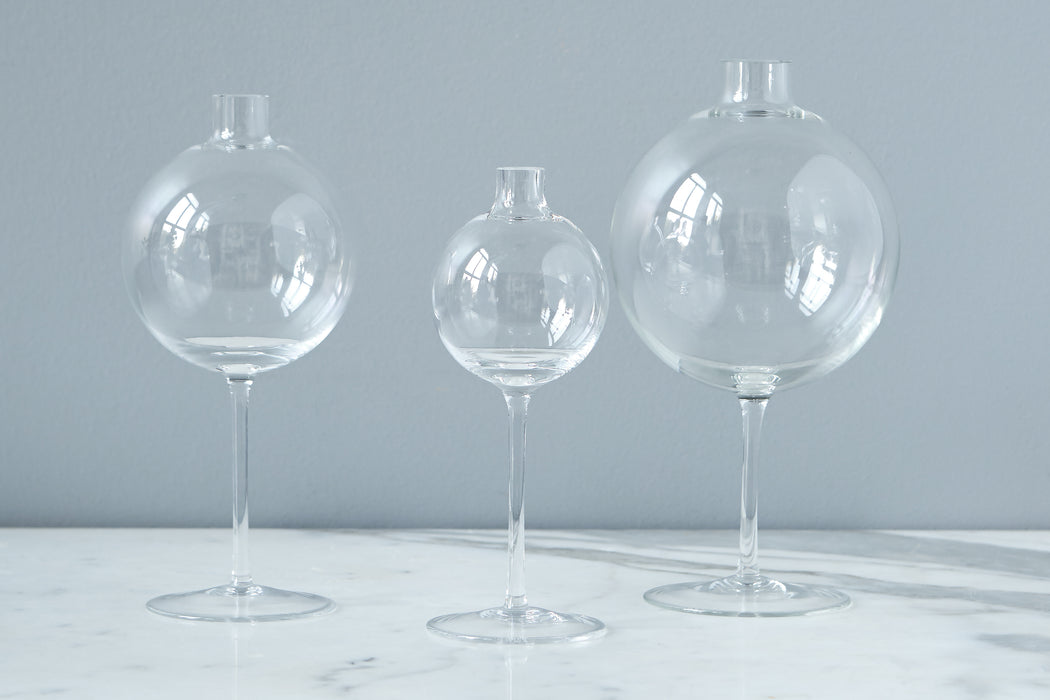 Wine Glass Vases