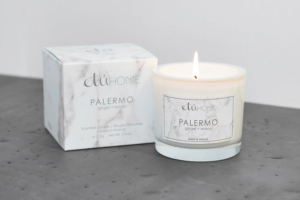 Palermo Ginger and Lemon Candle