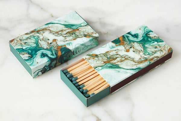 Oversized Matches, Emerald