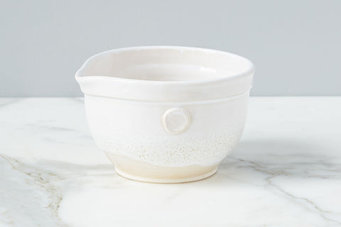 Handthrown Mixing Bowl, Small