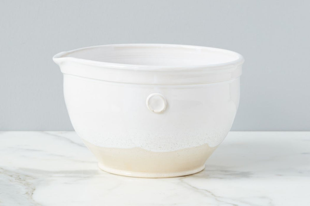 Handthrown Mixing Bowl, Large
