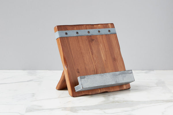 Bordeaux iPad/Cookbook Holder