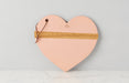 etuHOME Blush Mod Heart Charcuterie Board, Small 1