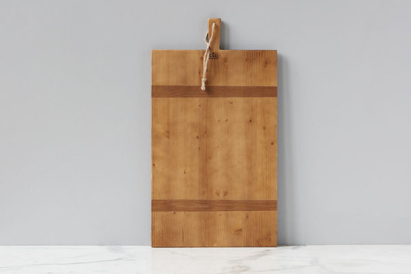 Rectangle Pine Charcuterie Board, Large