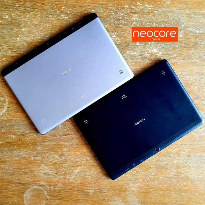 neocore E1+ 10.1'' Android Tablet, SD Card Slot, GPS, HDMI (2020 model)