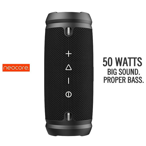 neocore WAVE A4 TSUNAMI  Bluetooth Speaker 50W.