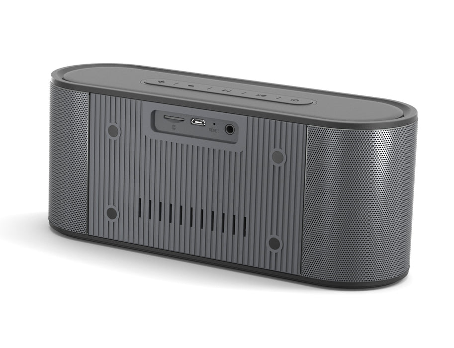 neocore WAVE A3.60 20W Portable Speaker, Bluetooth, SD Slot, 30h+ Battery life - TforTablet