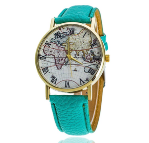 Limited Edition Aqua Atlas Watch
