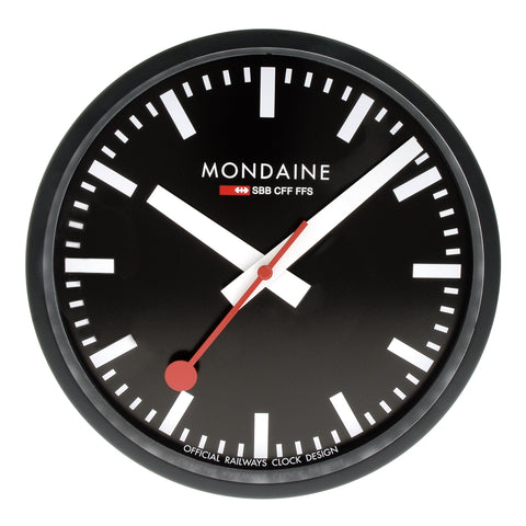 Mondaine Wall Clock - swiss watches zurich