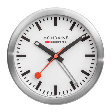 Mondaine Desk Clock - swiss watches zurich