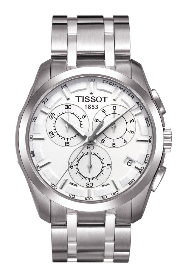 Tissot Couturier Quarz - swiss watches zurich