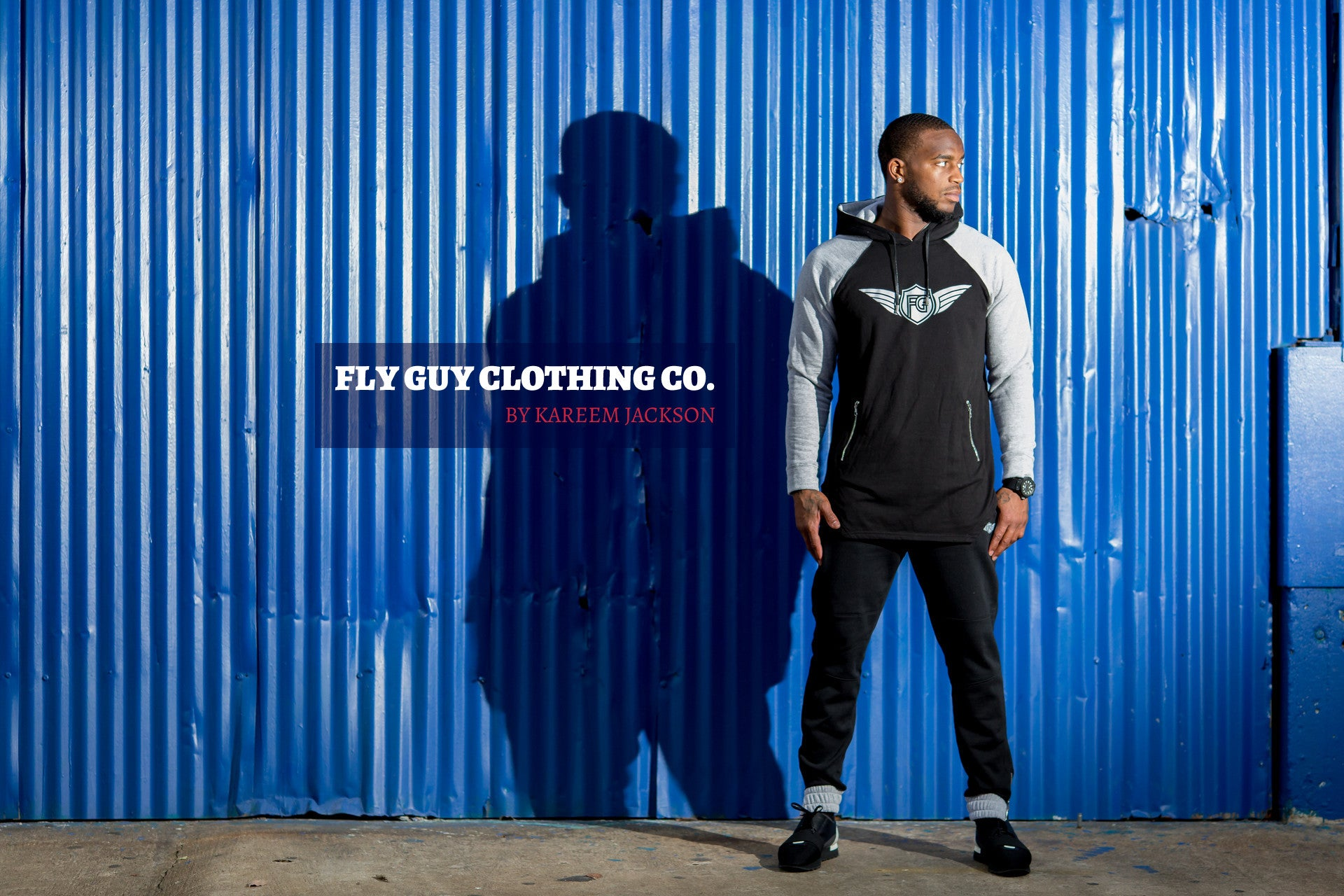 Fly Guy Clothing Co. By Kareem Jackson