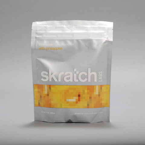 Skratch Hydration Mix Pineapple