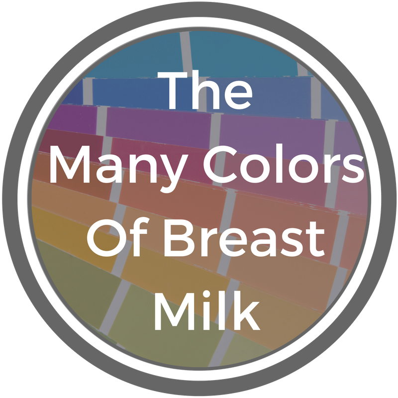 The Many Colors of Breast Milk