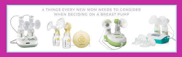 Breast Pumps!  Let's Talk About Milk Extraction Contraptions
