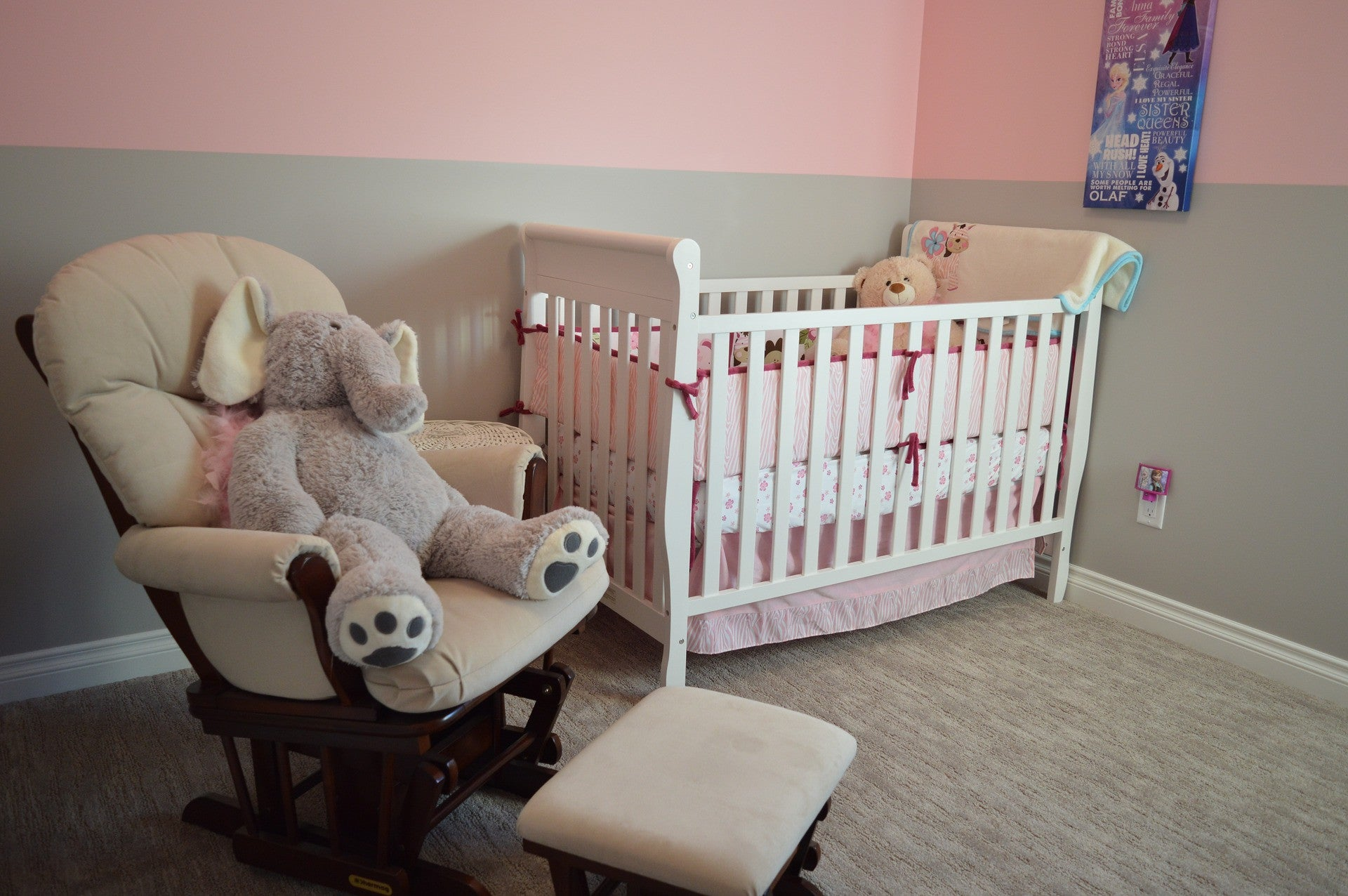 Designing a Nursery That Fits Your Space