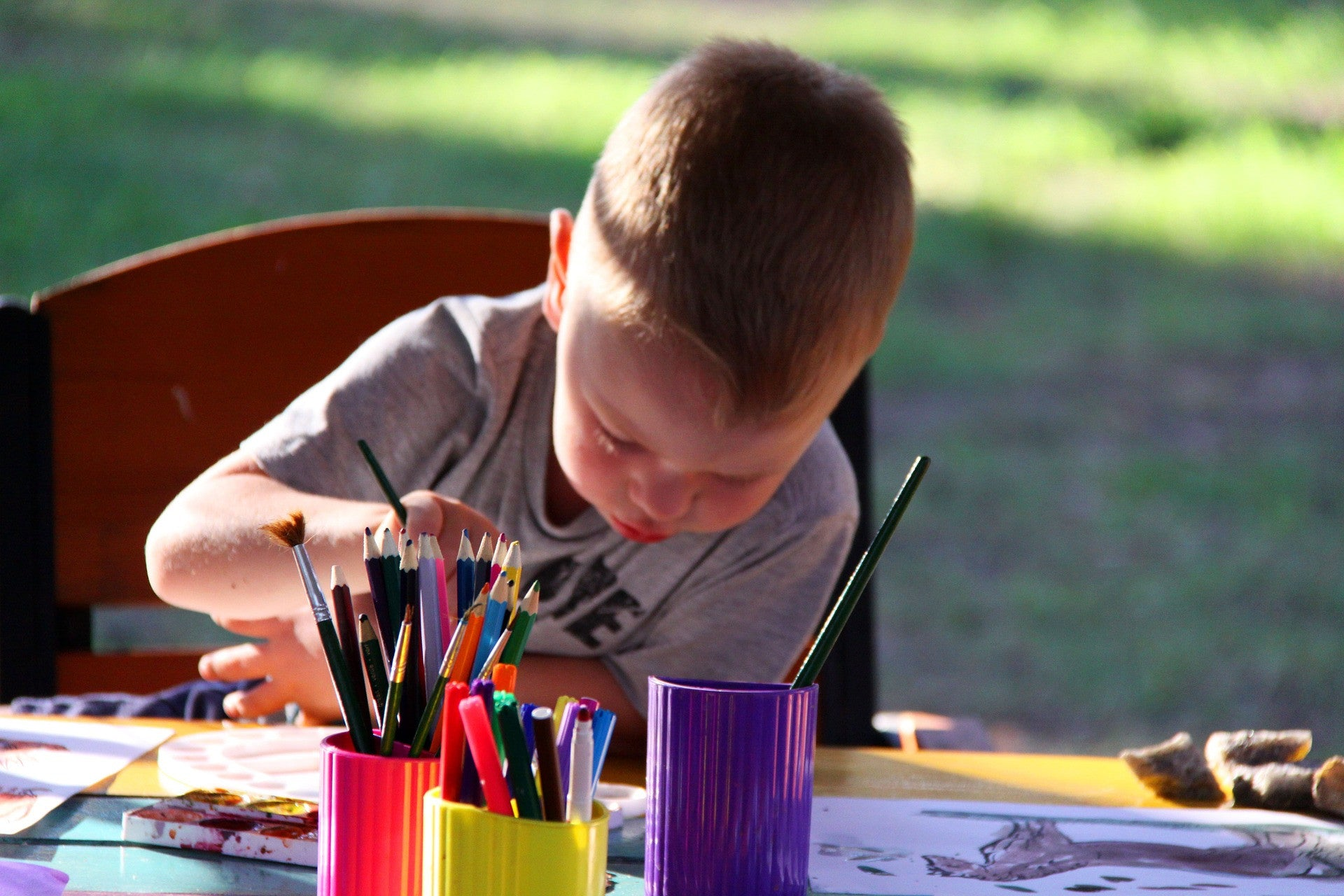 Summer Activity Ideas for Your Littles
