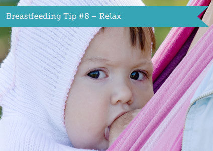 Breastfeeding Tip #8