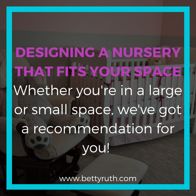 nursery that fits your space