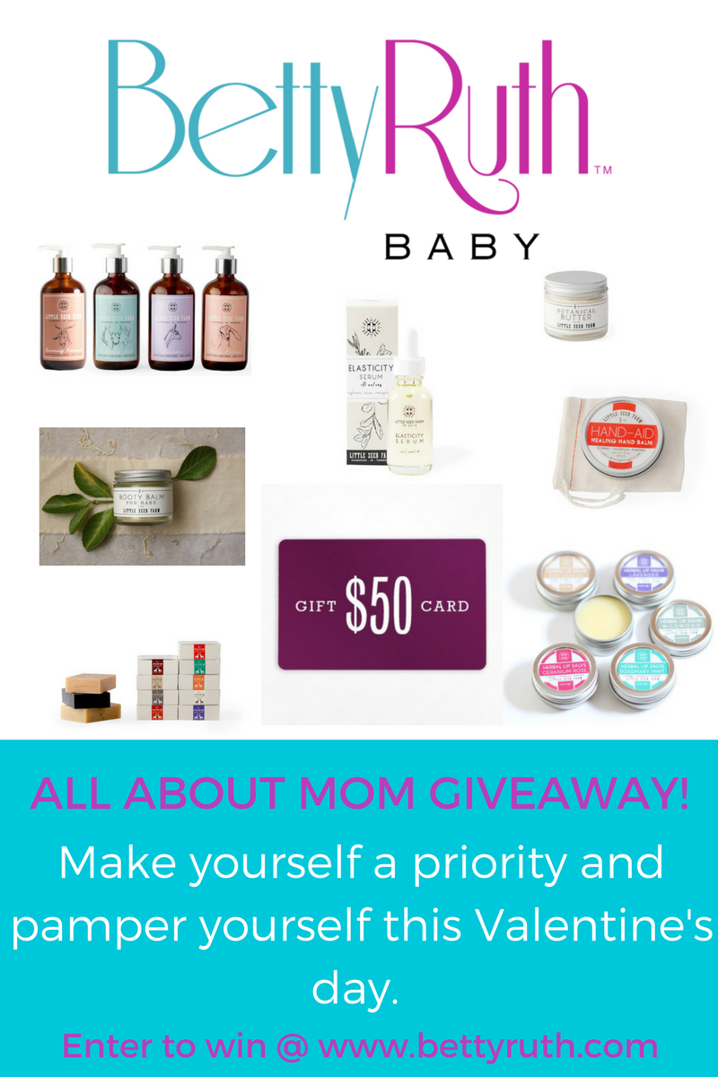 all about mom giveaway