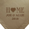 Personalized Home Throw Blanket