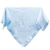 Baptism / Christening Baby Blanket (2 Lines of Text)