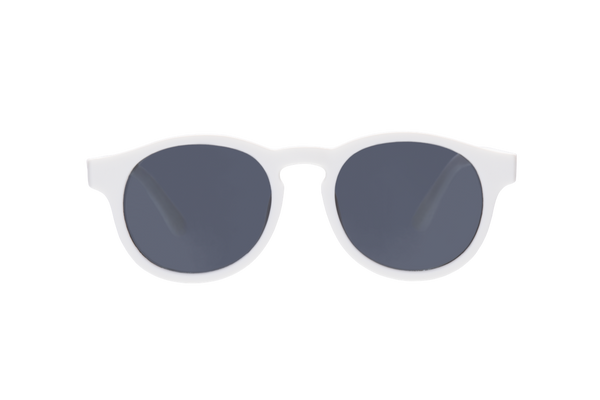 Kids' Sunglasses - Limited Edition Keyhole - Wicked White