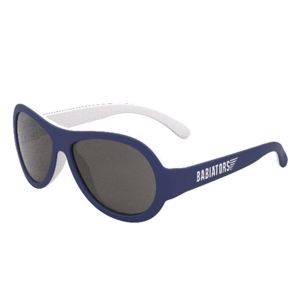 Original Two Tone Aviator: Nautical Navy