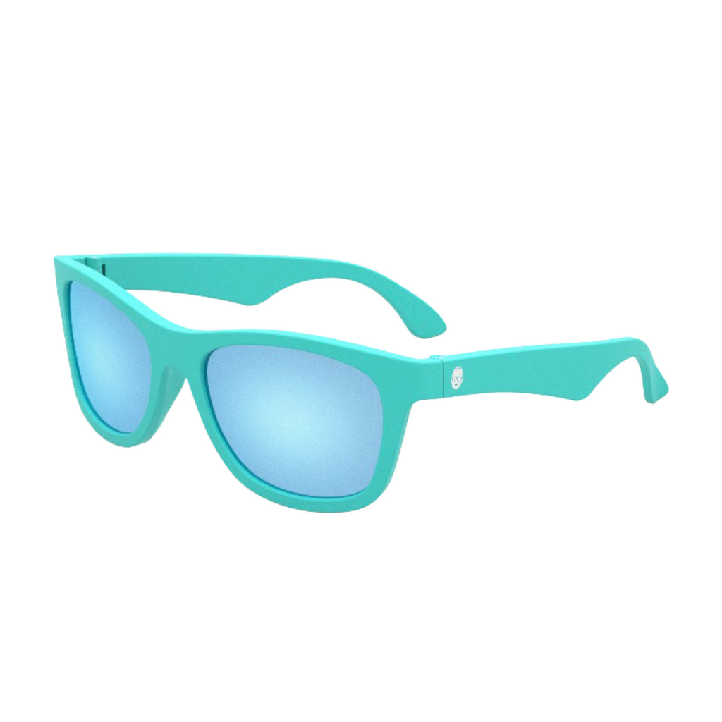 The Surfer: Turquoise Navigator/Polarized light blue