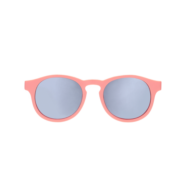 The Weekender: Polarized silver/Melon