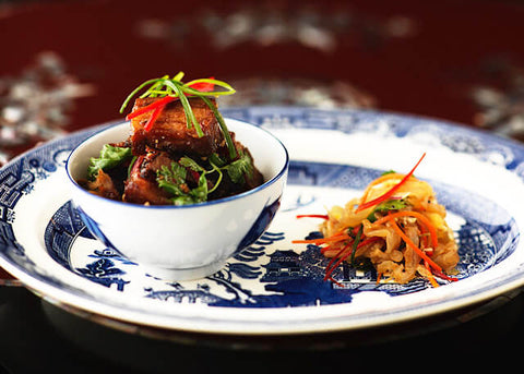 Chinese Braised Pork Hocks