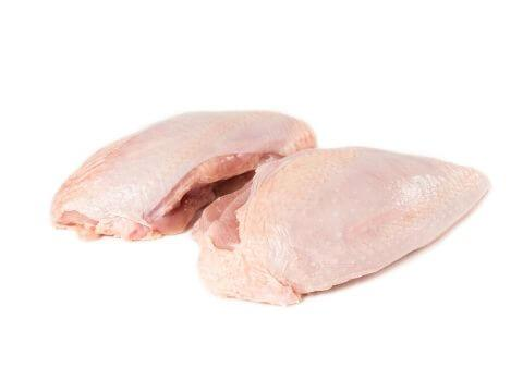 Bone-in Chicken Breast (1 pack)