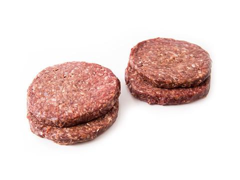 Beef (100% Grass-fed) - Beef Burgers