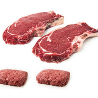 Beef (100% Grass-fed) - Rib Steak Share