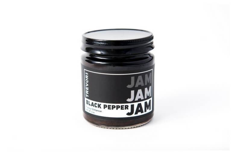 Black Pepper Jam