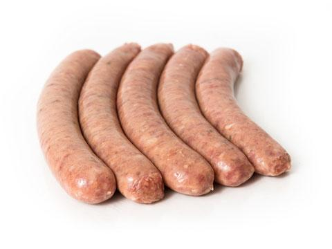 Pork - Pork Breakfast Sausages, 3 Pack