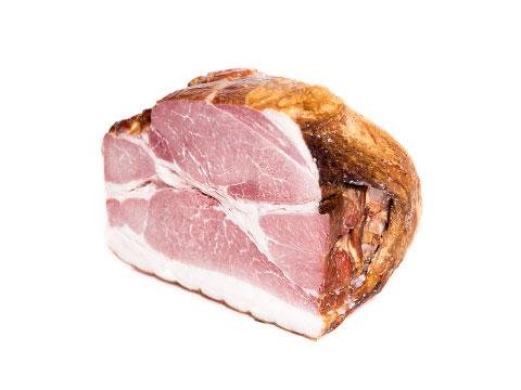 Pork - Smoked Bone-in Ham | Blue Sky Ranch