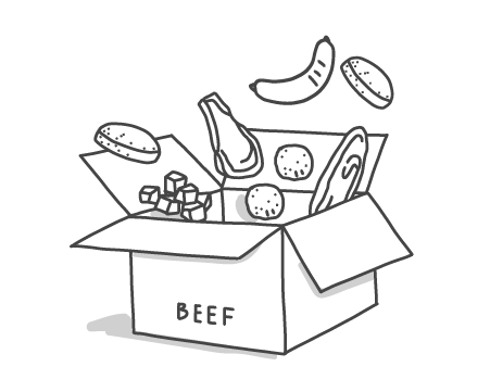 Subscription - Beef Box