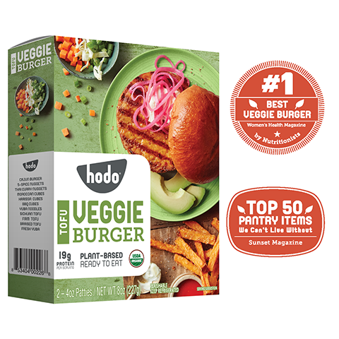 Veggie Burger (6 packs total)