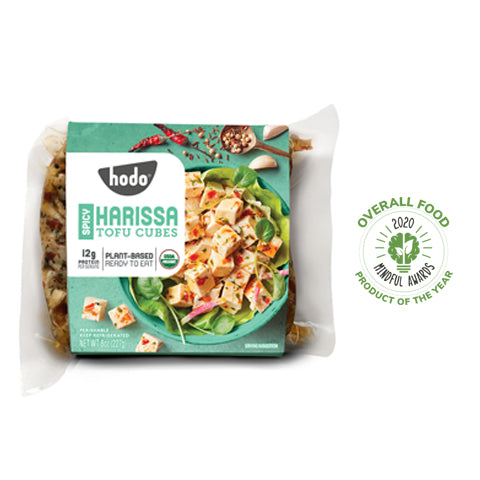 Spicy Harissa Cubes (6 packs total)