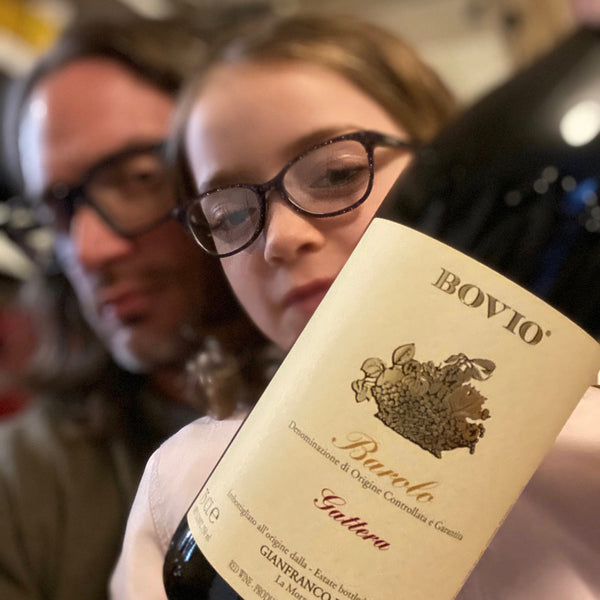 Bright, Shiny and Structured - Bovio's 2016 Barolos