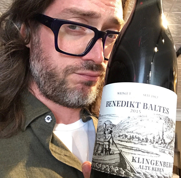 An Electrifying Pinot from Benedikt Baltes