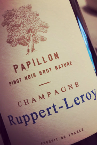 Champagne Ruppert-Leroy Delivers