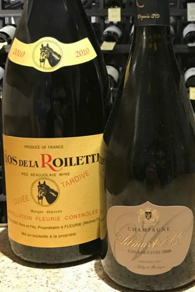 Three Great Wines I've Had Recently