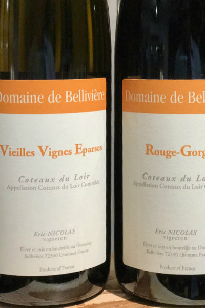 Rouges Gorge and Eparses: Belliviere's Two Loire Legends