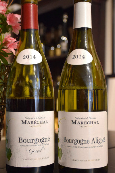 Maréchal 2014s: Honest to the Core